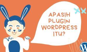 Apasih plugin WordPress itu