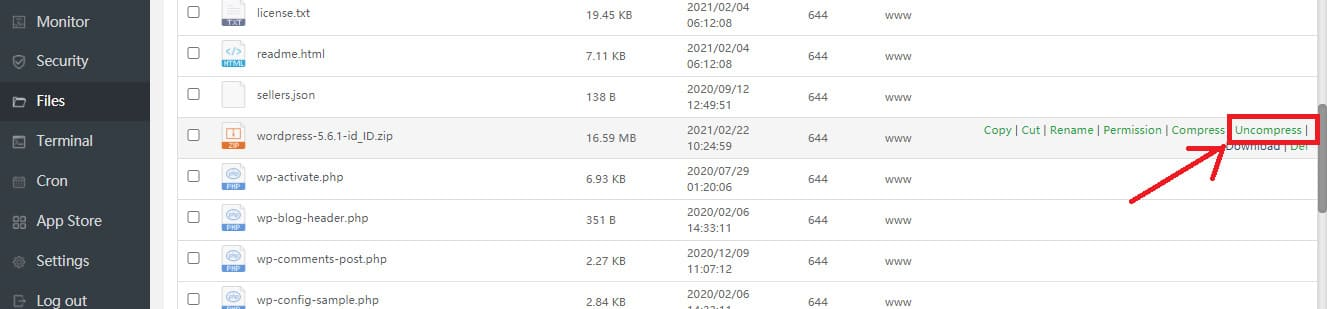 file manager 15