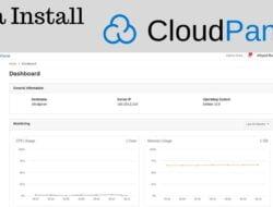 Cara Mudah Install Cloudpanel di Debian 10, Hanya Butuh 60 detik!