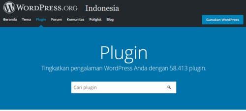 repositori WordPress